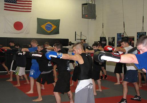Griffonrawl Muay Thai and Mixed Martial Arts